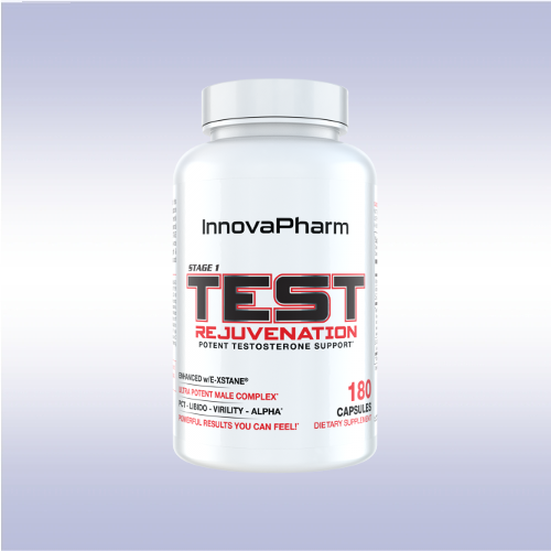 InnovaPharm Test Rejuvenation