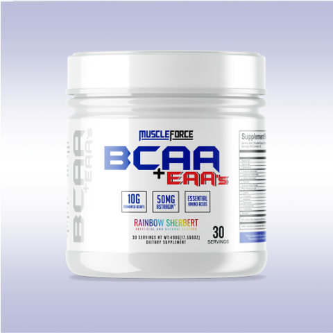 MuscleForce BCAA +EAA