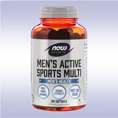 NOW Men's Active Sport Multi