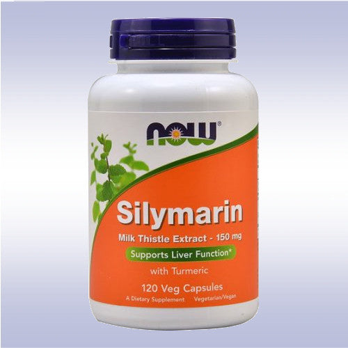 NOW Silymarin Milk Thistle Extract (150 mg)