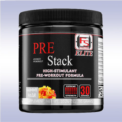 Fitness Stacks Pre Stack Elite
