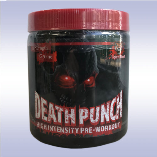 Dmaa Pre Workout >> Strength Game Death Punch Ruesco Supplement Outlet