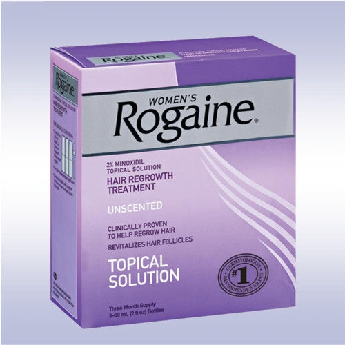 Women's Rogaine Topical Solution