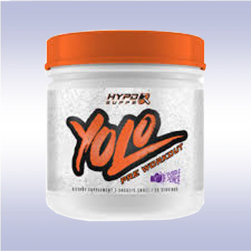 Hypd Supps YOLO Pre Workout