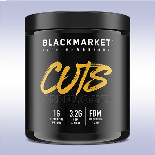 Blackmarket Labs Cuts