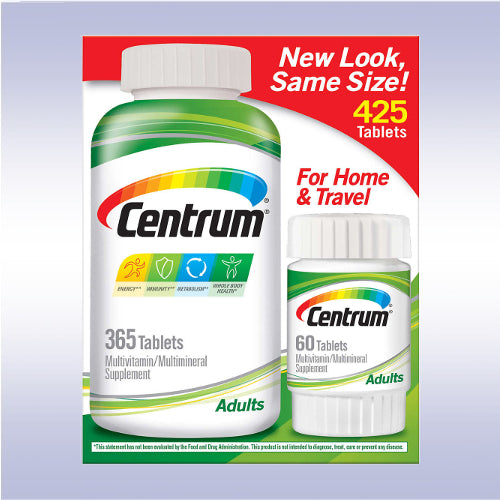 Centrum Multivitamin [ADULTS]