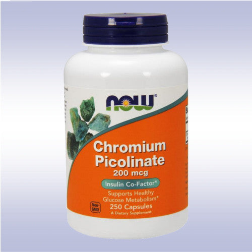 NOW Chromium Picolinate (200 mcg)
