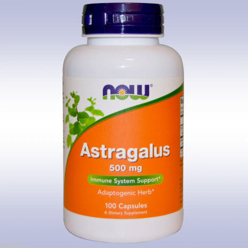 NOW Astragalus (500 mg)