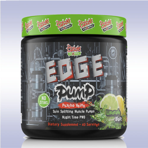 Psycho Pharma Edge Pump