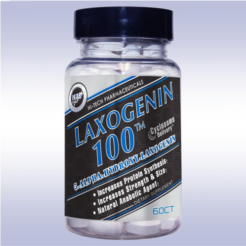 Hi-Tech Pharmaceuticals Laxogenin-100