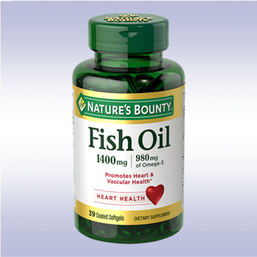 Nature's Bounty Fish Oil 1400mg