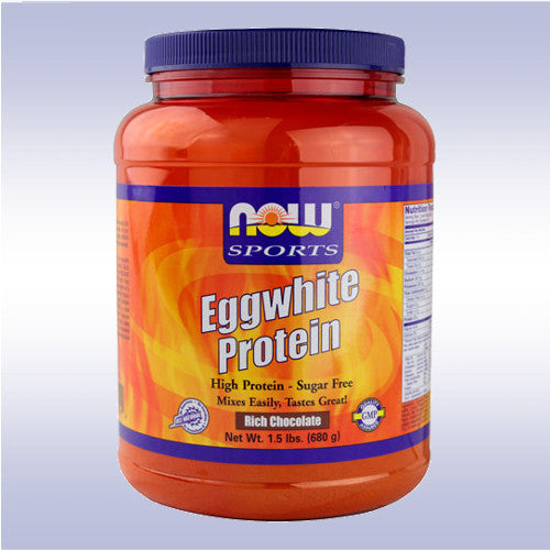 NOW Egg White Protein