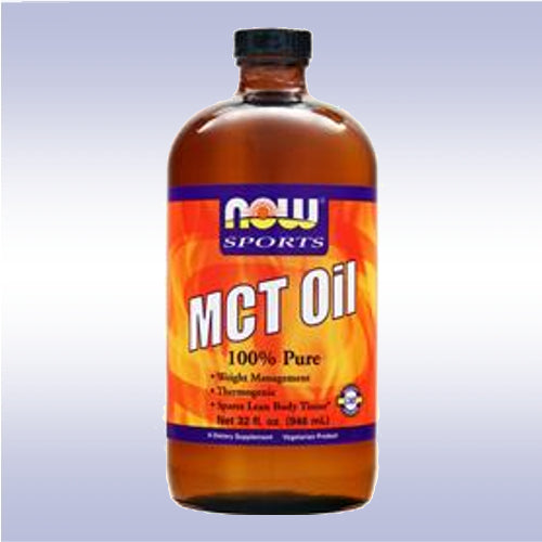 NOW MCT Oil 100% Pure