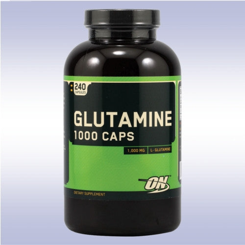 Optimum Nutrition Glutamine Caps (1000 mg)
