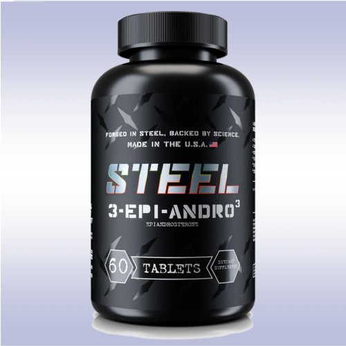 Steel Supplements 3-EPI ANDRO