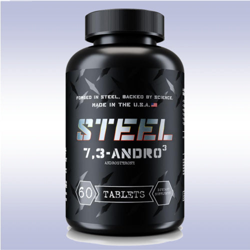 Steel Supplements 7,3 ANDRO