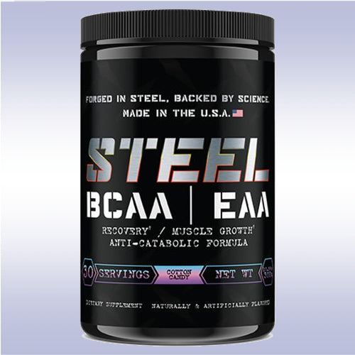 Steel Supplements BCAA | EAA