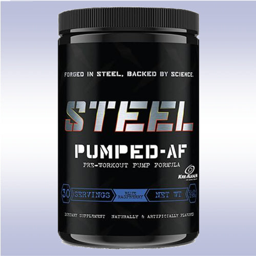 Steel Supplements Pumped-AF