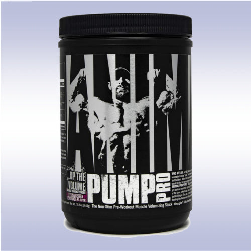 Universal Nutrition Animal Pump Pro