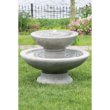 "16"" Two Tier Tranquility Fountain"