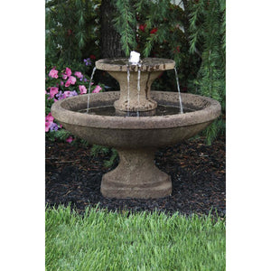 Two Tier Bella Fountain 23""
