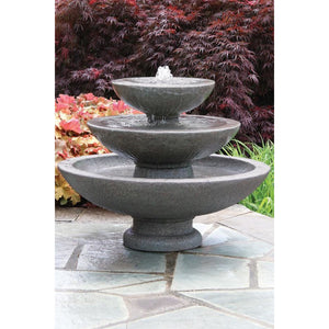 "25"" Three Tier Tranquility Ftn"