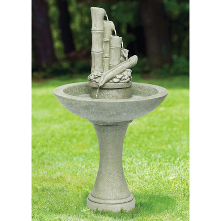 Bamboo Spill Fountain 41""