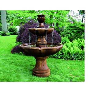 Two Tier Charlotte Fountain 68""