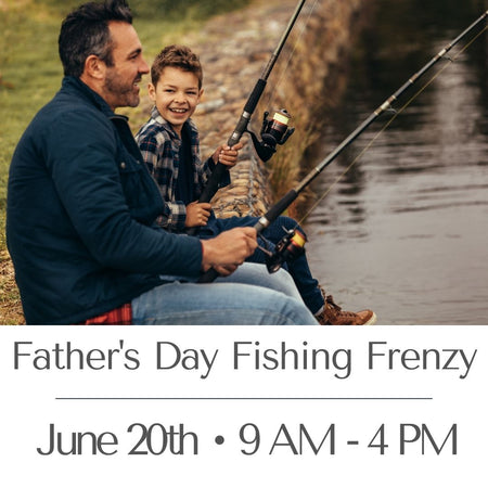 Father's Day Fishing Frenzy