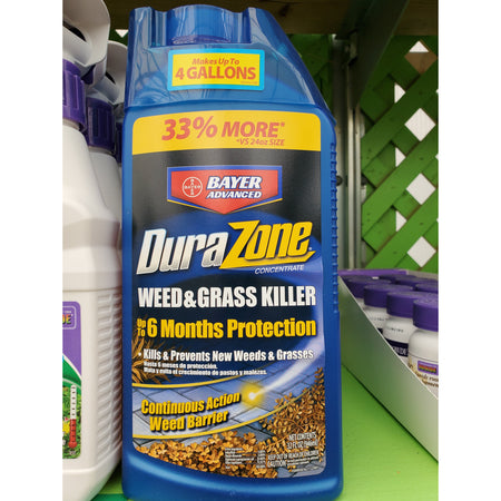 Bayer Durazone Weed & Grass Killer Concentrate - 24 Oz.