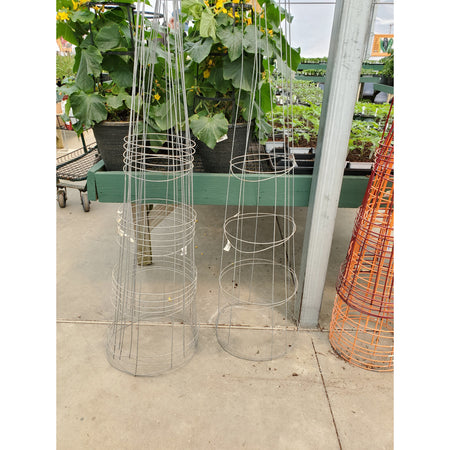 "54"" 4-Ring Tomato Cage"
