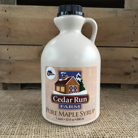 Cedar Farms Syrup