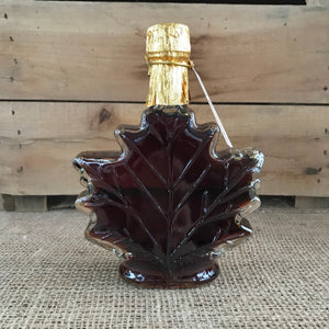Cedar Farms Maple Syrup - Decorative Bottle 8.45 oz.