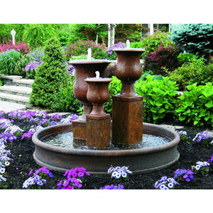 Vail Goblet Urn Fountain