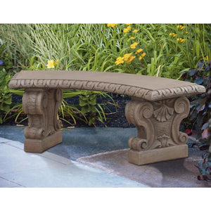 Verona Curved Bench