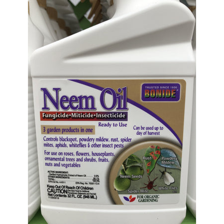 Neem Oil 32oz Ready to use