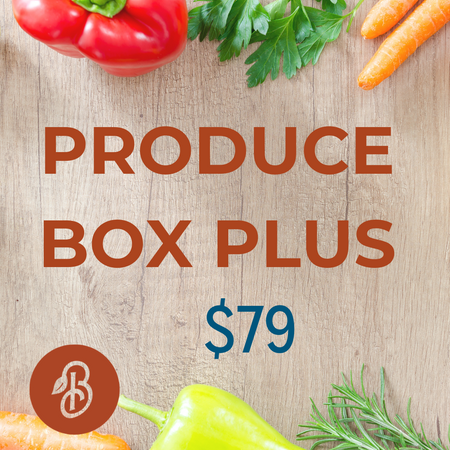 Produce Box Plus