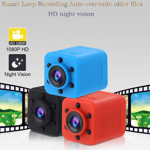 1080P Mini Camera  Portable Night Vision Motion - Uncle Buzz