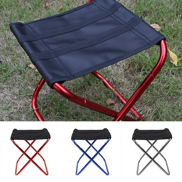 Portable Ultra-light Folding Camping Fishing Chair Outdoor Picnic Beach Stool
