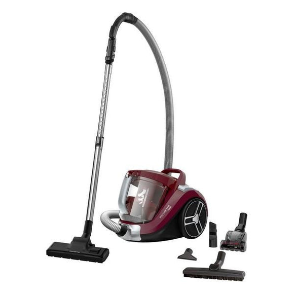 Cyclonic Vacuum Cleaner Rowenta RO4873 2,5 L 550W Maroon - Uncle Buzz