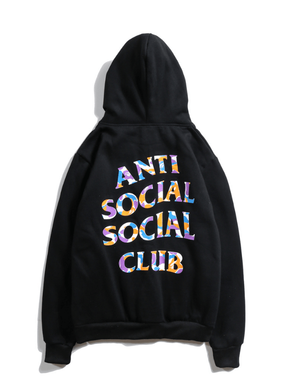 Mens Hoodies Hip Hop Justanti social social club Brand ASSC Hoodie Casual Sweatshirt Men Cotton high quality Print Sweatshirts - Uncle Buzz