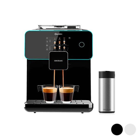 Express Coffee Machine Cecotec Matic-ccino 9000 1,7 L 19 bar 1500W - Uncle Buzz