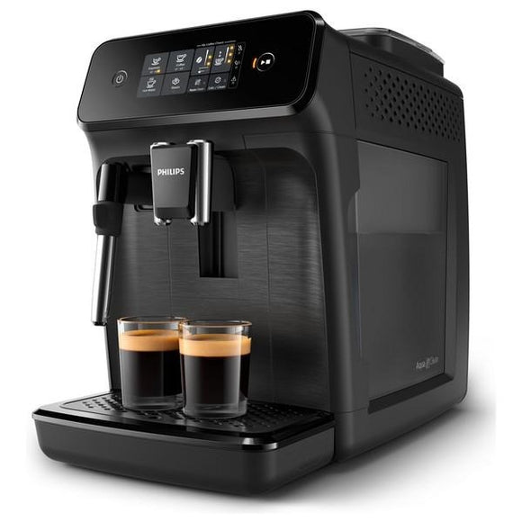 Express Manual Coffee Machine Philips EP1220/00 1,8 L 15 bar 230W Black - Uncle Buzz