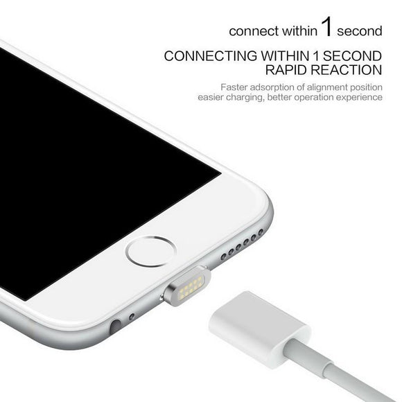 Magnetic Charging Cable for Smartphone and Tablet - Uncle Buzz