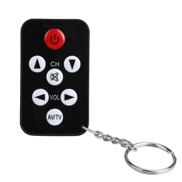 TV Mini Keychain Universal Remote Control for Sony Panasonic Toshiba LO Television Controller Hot Sale - Uncle Buzz