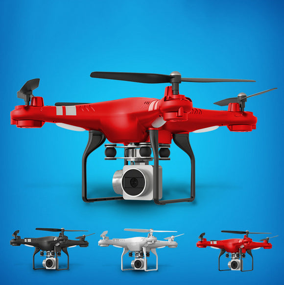 Wide Angle Lens HD Image Quadcopter RC Drone WiFi