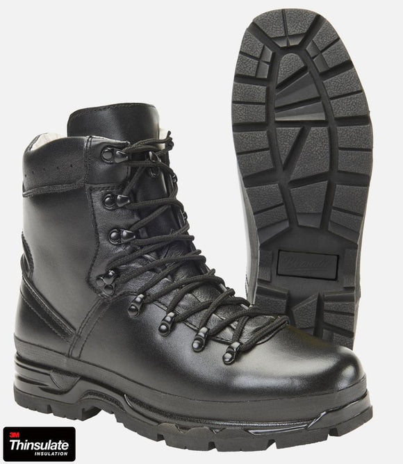 Armed Forces Mountaineering Boots