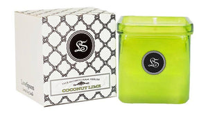 COCONUT LIME SOY CANDLE - Uncle Buzz