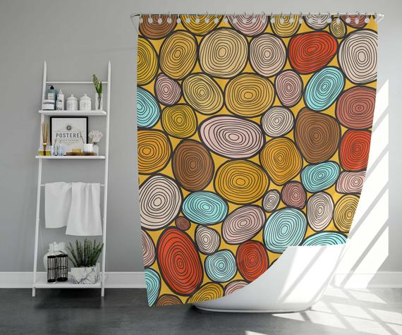 Colorful Decor Bathroom Decor Housewarming Gift