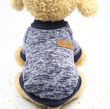 Dog Sweaters Fashionable Hooded Dog Clothes Sports Hoody Jumper Puppy dogs Ja For Pet Small Big Larger Dog Coat XS-XXL - 3 / XS - 3 / S - 3 / M - 3 / L - 3 / XL - 3 / XXL